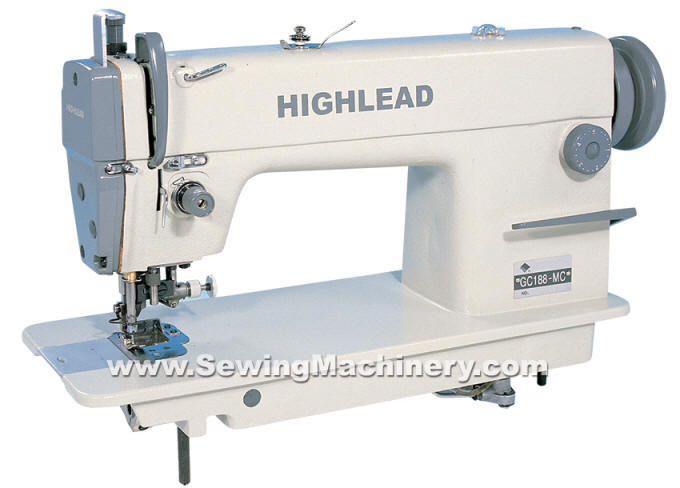 Highlead GC188-MC edge trimmer sewing machine