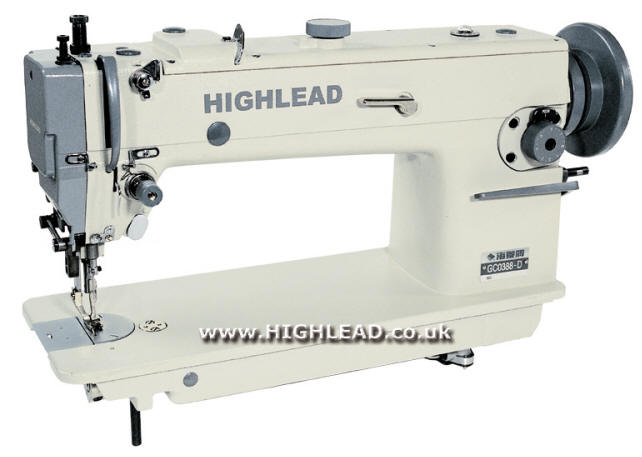 Highlead GC0388 sewing machine