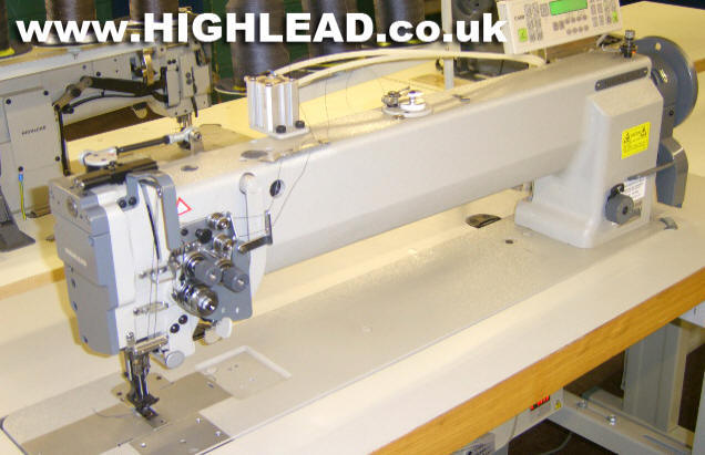 Highlead GC20638-25D split needle sewing machine