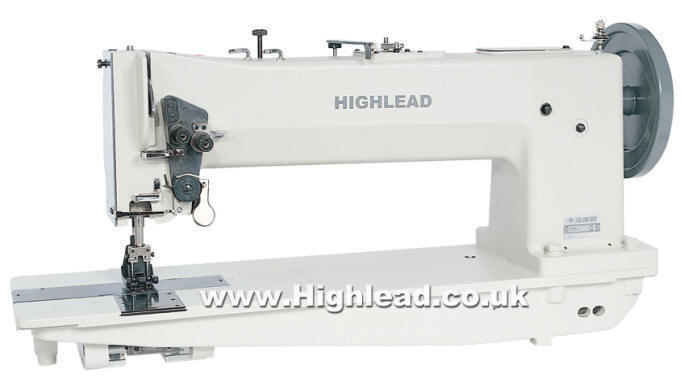 Highlead GC20698 extra heavy long arm sewing machine
