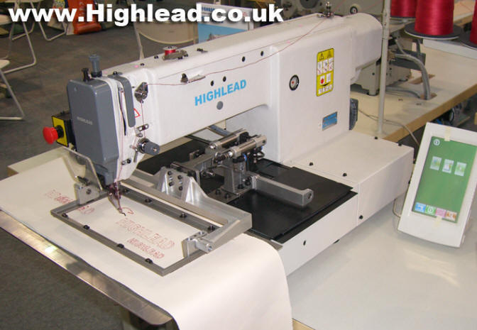 Highlead HLK-2210 Programmable Electronic pattern sewing machine