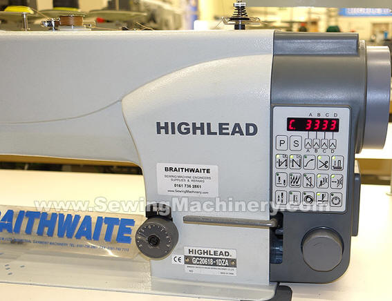 Highlead GC20618-1DZA direct drive