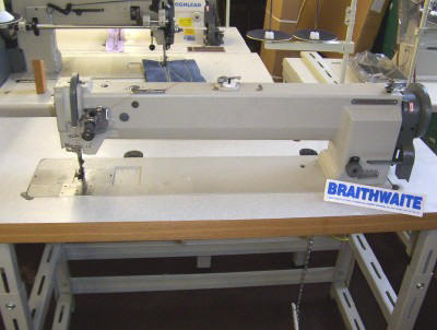 walking foot long arm sewing machine GC20698-1