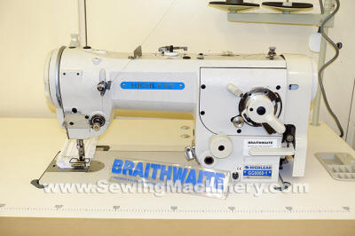 Highlead GG0068-1 zigzag sewing machine
