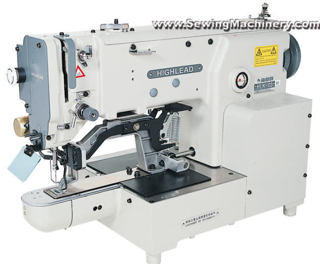 Highlead HLK-03 BT electronic bartack sewing machine