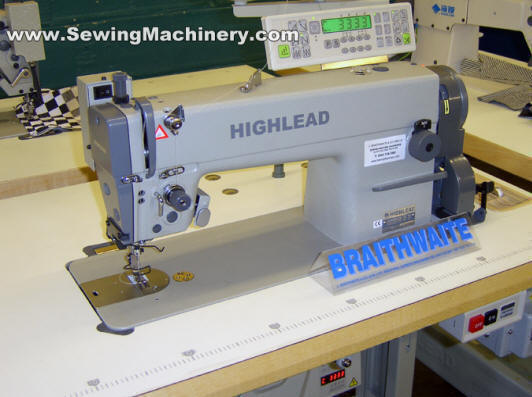 Highlead GC0518-A-D3 sewing machine