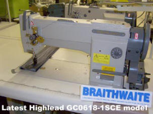 Highlead GC0618-1SC sewing
