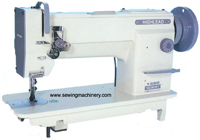 Highlead GC40 High Speed Needle Feed Sewing Machine Lockstitch Stunning Braithwaite Industrial Sewing Machines