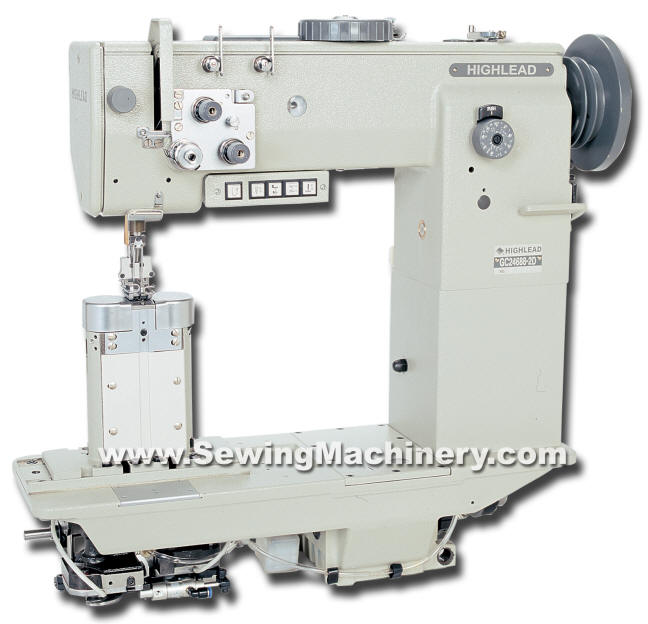 highlead GC24688-2D post bed sewing machines