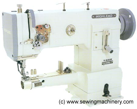 Highlead GC2698-1 narrow cylinder arm sewing machine