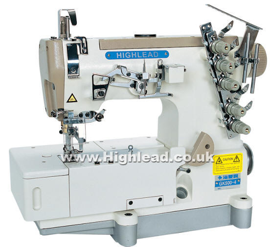 Highlead GK500-4 cover seam sewing machine