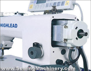 Direct Drive Sewing Machine motor
