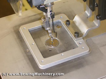 Highlead HLK sewing clamp device