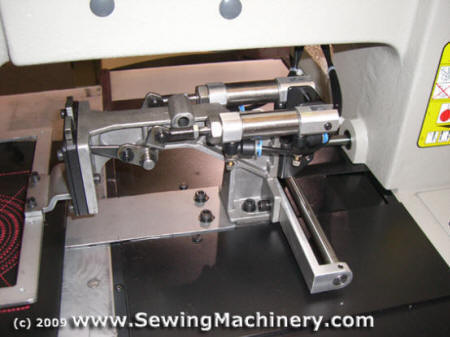 Highlead air sewing clamps