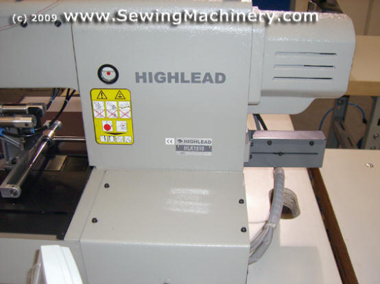 Highlead HLK-1510 direct drive motor