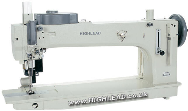 Highlead Heavy Duty Long Arm Zigzag Sewing Machine Gg80018